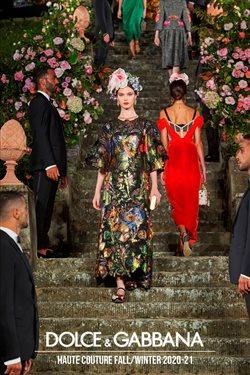 Lyxmärken erbjudanden i Dolce & Gabbana katalogen i Karlstad ( Mer än en månad )