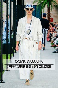 Lyxmärken erbjudanden i Dolce & Gabbana katalogen i Jönköping ( Mer än en månad )