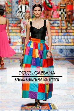 Dolce & Gabbana-katalog ( Mer än en månad )