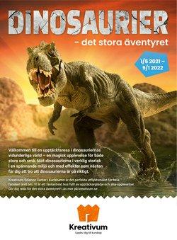 Erbjudanden i kategorin Dinosaurier i Camping.se