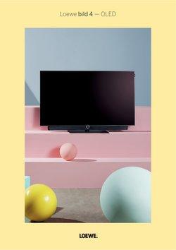 Erbjudanden från Elektronik och Vitvaror i Loewe TV ( 3 dagar kvar)