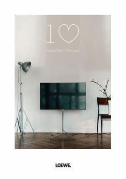 Erbjudanden från Elektronik och Vitvaror i Loewe TV ( Publicerades idag)