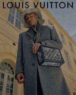 Louis Vuitton-katalog ( Mer än en månad )