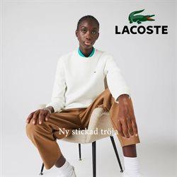 Lacoste-katalog ( Har gått ut )