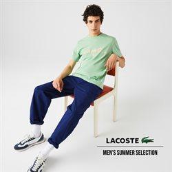 Erbjudanden från Lacoste i Lacoste ( Mer än en månad)