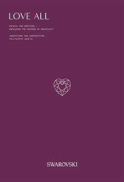 Swarovski-katalog ( Har gått ut )