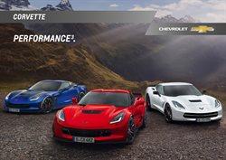Chevrolet-katalog i Gävle ( Mer än en månad )
