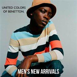 Erbjudanden från United Colors of Benetton i United Colors of Benetton ( Mer än en månad)