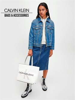 Kläder, Skor och Accessoarer erbjudanden i Calvin Klein katalogen i Stockholm ( Mer än en månad )