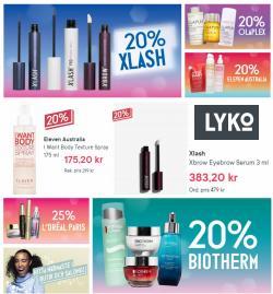 Erbjudanden från Skönhet och Parfym i Lyko ( Publicerades igår)