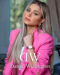 Daniel Wellington-katalog ( Går ut imorgon )