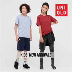 Erbjudanden från Uniqlo i Uniqlo ( Mer än en månad)