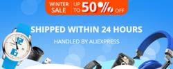 Erbjudanden från AliExpress i Stockholm