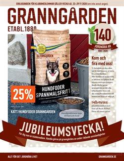 Bygg och Trädgård erbjudanden i Granngården katalogen i Lidköping ( 2 dagar sedan )