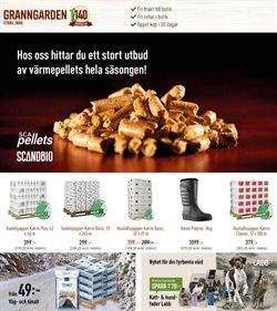 Bygg och Trädgård erbjudanden i Granngården katalogen i Stockholm ( 24 dagar kvar )