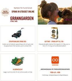 Erbjudanden från Bygg och Trädgård i Granngården ( 7 dagar kvar)