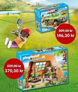 Erbjudanden från Leksaker och Barn i Playmobil ( 9 dagar kvar)