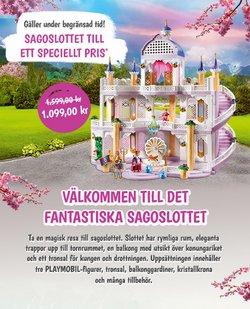Erbjudanden från Leksaker och Barn i Playmobil ( Publicerades igår)