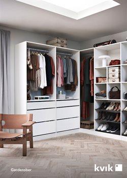 Erbjudanden i kategorin Garderob i Kvik