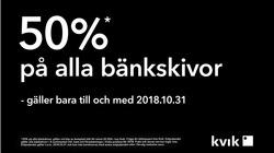 Erbjudanden från Kvik i Göteborg