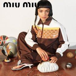 Miu Miu-katalog ( Mer än en månad )