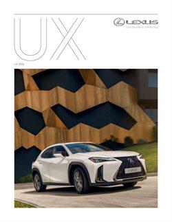 Erbjudanden från Lexus i Sundsvall