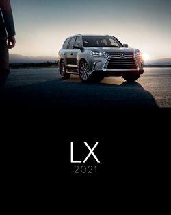 Lexus-katalog ( Mer än en månad )