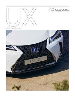 Erbjudanden från Lexus i Lexus ( Mer än en månad)