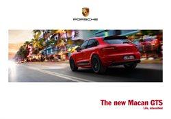 Porsche-katalog ( Har gått ut )