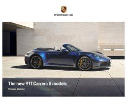 Porsche-katalog ( Mer än en månad )