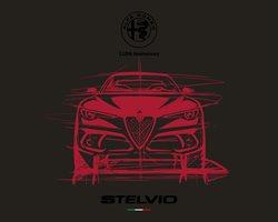 Alfa Romeo-katalog ( Mer än en månad )