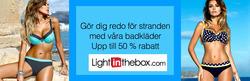 Erbjudanden från Light In The Box i Stockholm