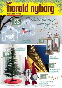 Bygg och Trädgård erbjudanden i Harald Nyborg katalogen i Lidköping ( 28 dagar kvar )