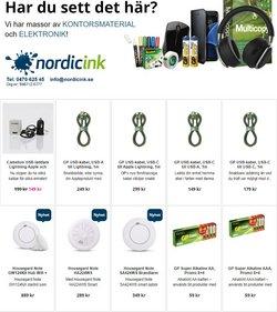 Erbjudanden från Böcker och Kontorsmaterial i Nordicink ( 19 dagar kvar )