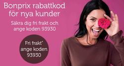 Erbjudanden från Bonprix i Stockholm