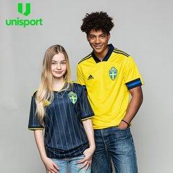 Erbjudanden från Sport i Unisport ( 9 dagar kvar)