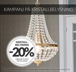 Erbjudanden från Lampan i Stockholm