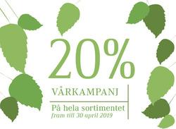 Erbjudanden från Björbo Badrum i Stockholm