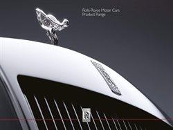 Rolls-Royce-katalog ( Mer än en månad )