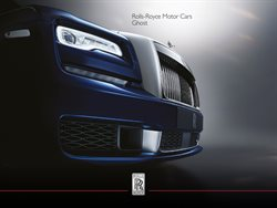 Bil och motor erbjudanden i Rolls-Royce katalogen i Nyköping