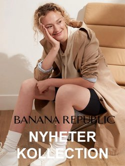 Erbjudanden från Banana Republic i Banana Republic ( Mer än en månad)