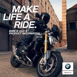 Erbjudanden från BMW Motorcyklar i Stockholm