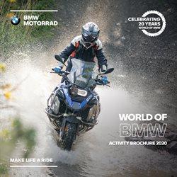 Erbjudanden från BMW Motorcyklar i BMW Motorcyklar ( Har gått ut)