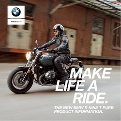 Erbjudanden från BMW Motorcyklar i BMW Motorcyklar ( Mer än en månad)