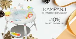 Erbjudanden från Childrens House i Umeå