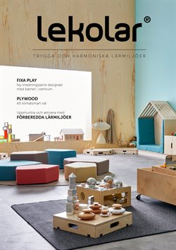 Lekolar-katalog i Stockholm ( Har gått ut )