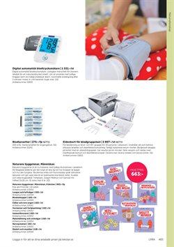 Erbjudanden i kategorin Blodtrycksmätare i Lekolar