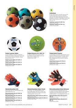 Erbjudanden i kategorin Fotboll i Lekolar