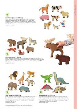 Erbjudanden i kategorin Dinosaurier i Lekolar