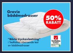 Erbjudanden från Sängjätten i Göteborg